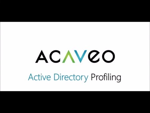 Acaveo Identity and Access Insights