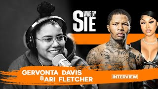 #GervontaDavis stops by #TheHeatWave w/ Swaggy Sie:TKO, Training in Baltimore,Relationship with #Ari