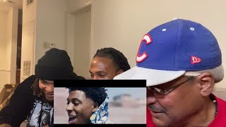 DAD REACTS TO : YOUNGBOY NEVER BROKE AGAIN - ONE SHOT FEAT. LIL BABY [OFFICIAL MUSIC VIDEO]