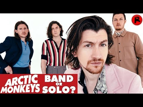 Why Arctic Monkeys Frontman Alex Turner Won't Go Solo