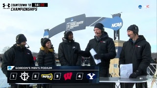 2018 NCAA Cross Country Championships Race Day Show