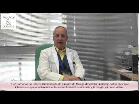 Entrevista al Dr. Tomás Martín sobre el cáncer diferenciado de tiroides