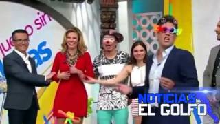 Ingrid Coronado Se TIRA PEDO EN VIVO en programa Venga La Alegria AL AIRE / Noticias Ultima Hora