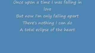 Total Eclipse Of The Heart - Bonnie Tyler Lyrics