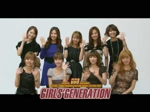 Girls' Generation 'Find the hidden picture(소녀시대 틀린그림찾기)' game promotion