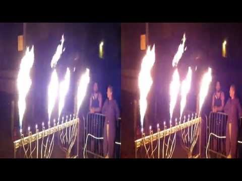 Propane Fire Torches @ Decompression (YT3D:Enable=True)