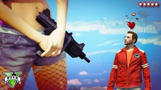 GTA 5 VALENTINE'S DAY SPECIAL 2015!!! | Looking For Our GTA Dates | GTA 5 Online Funny Moments