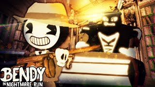 BENDY RUN ENDING!! ALL *NIGHTMARES* COMPLETE | Bendy and the Ink Machine [Nightmare Run] END