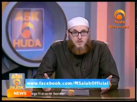 Ask Huda Oct 19th 2014