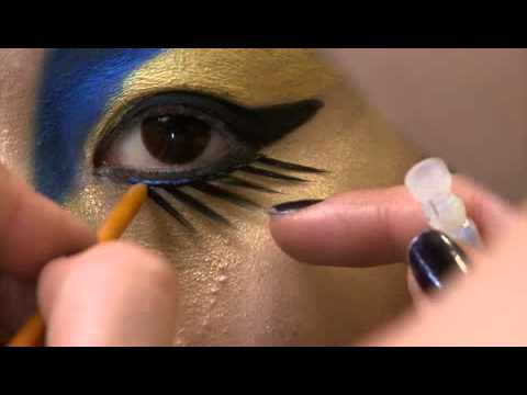 MakeUp in Paris 2012 - Animations