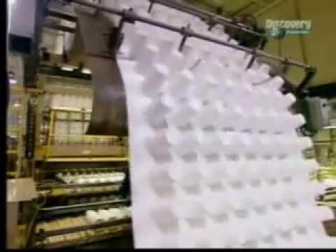 Bicchieri e Posate di Plastica - i segreti della lavorazione (by Mobilpro)