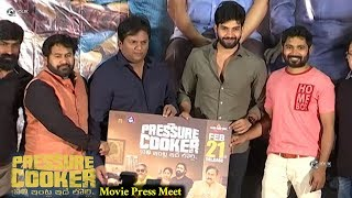 Pressure Cooker Movie Release Date Announcement