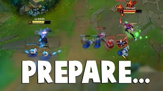 THE HIGH LEVEL DUEL - Watch ZED VS AKALI Duel Make You Amazed... | Funny LoL Series #458