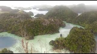 Explore Papua Barat_Puncak Harfat Misool