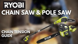 "Video: 18V ONE+™ 8"" Pole Saw"