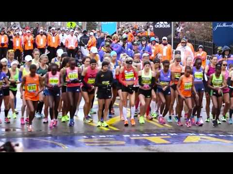 John Hancock Financial Announces 2016 Boston Marathon International Elite Field
