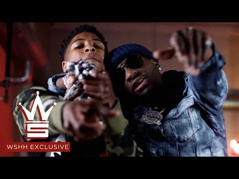"Ralo Feat. YoungBoy Never Broke Again ""Rain Storm"" (WSHH Exclusive - Official Music Video)"