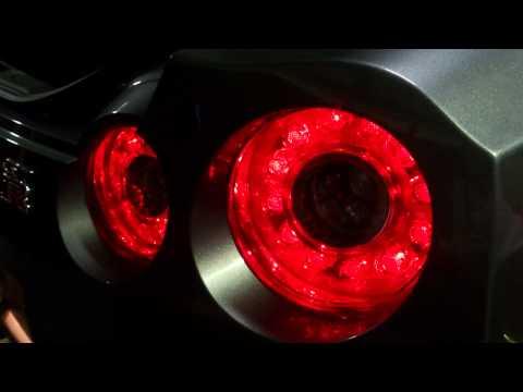 Nissan Gtr R35 Gthaus Meisterschaft Exhaust System Quad