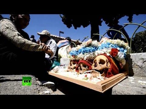 День черепов в Боливии