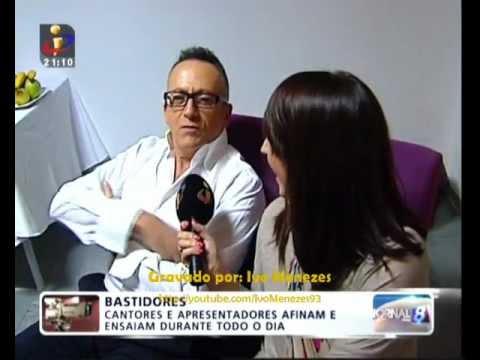 Baixar (TVI) Jornal das 8 - Bastidores d'A Tua Cara não me é Estranha