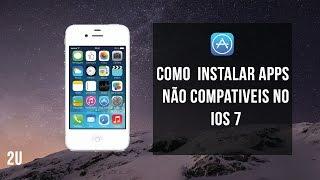 iPhone 4: Como instalar apps não compatíveis no iOS 7