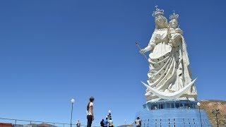 Kỳ quan thế giới: Tượng Đức Mẹ cao nhất trần gian ở Bolivia
