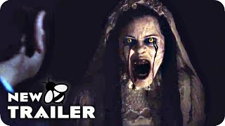 The Curse of La Llorona Trailer (2019) Horror Movie