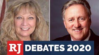 Review-Journal Debate Series: District Court, Department 18