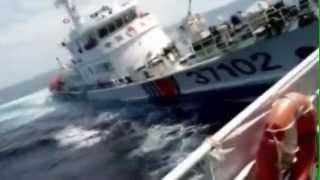 Cận cảnh vụ đối đầu giữa Trung Quốc và Việt Nam ở Biển Đông