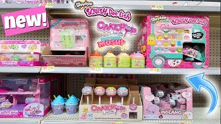 6 KINDS OF SQUISHIES + 3 POUND SQUISHY SLIME BUCKETS AT WALMART!