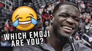 Alabama players reveal their 'inner emoji' personality at CFP National Championship Media Day