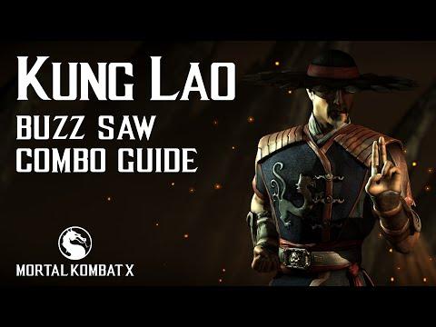 Mortal Kombat Komplete Kung Lao Combos - Mortal Kombat XL ...