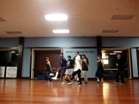 Rino SNSD Workshop - Genie (Rino & Boy's Group)