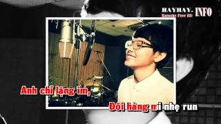 [Karaoke Beat] - Vết Mưa - Vũ Cát Tường
