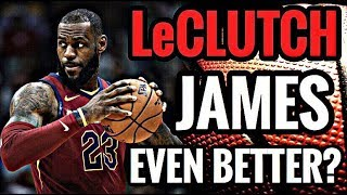 Did LeBron James Get Even BETTER?!