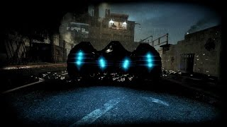 Batman: Arkham Knight - Desafios de RA - Batmobile Race - CCT Cidade Ardente - City Heat TT