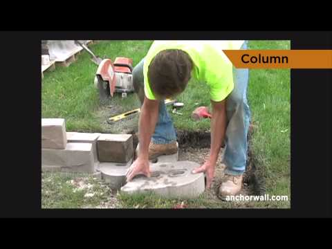 How To Install Columns