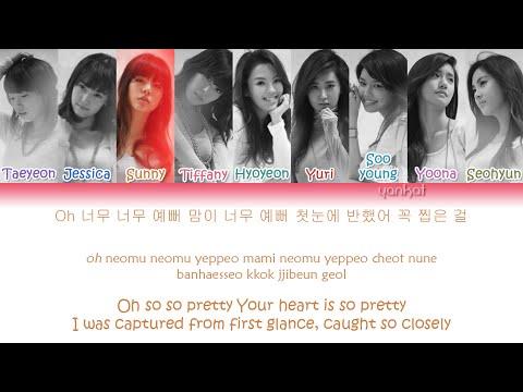 Girls' Generation (소녀시대) - Gee (Color Coded Han|Rom|Eng Lyrics) | by YankaT