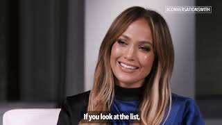 Jennifer Lopez interview for LinkedIn