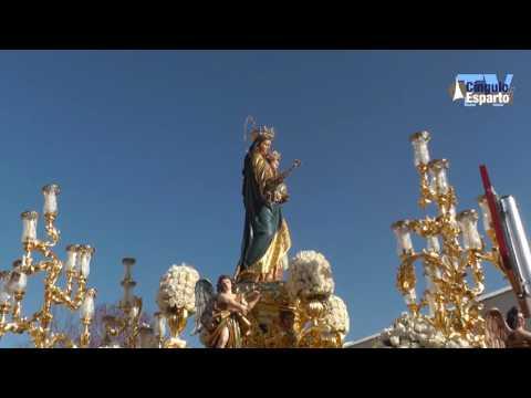 Procesión de María Auxiliadora de la Trinidad