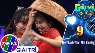 """THVL   Dù đã cố gắng """"ăn gian"""", Ốc Thanh Vân và Mai Phương vẫn không thể vượt qua câu hỏi thử thách"""