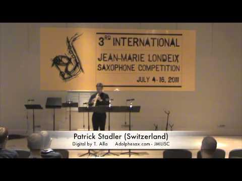 3rd JMLISC: Patrick Stadler (Switzerland) Digital by T. Alla