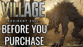 Resident Evil: Village - NEW Things You Need to Know Before You Purchase