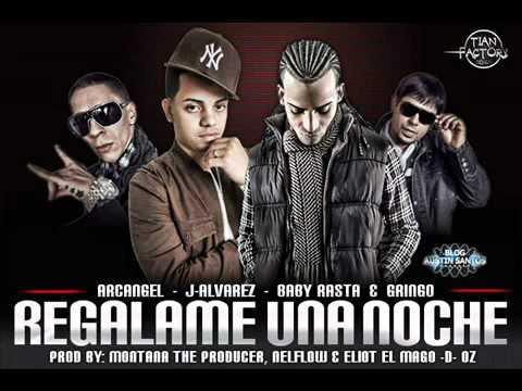 Regalame una Noche (Remix)