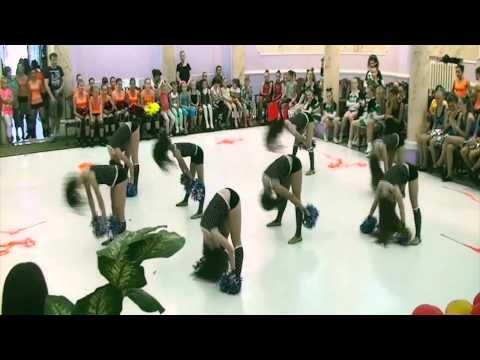 фестиваль черлидинга-2013 в Одессе