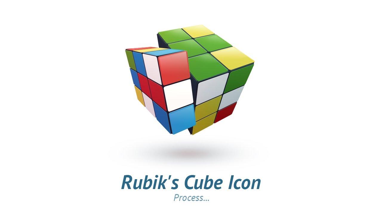 rubix cube icon state bank ofindia
