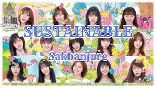 [ MV ] SUSTAINABLE - サステナブル - AKB48 [ JAWA AKB48 COVER ]