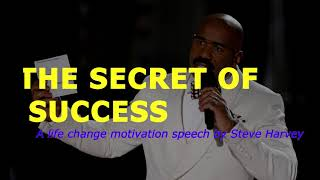 Steve Harvey Motivational speech:  Success of Imagination
