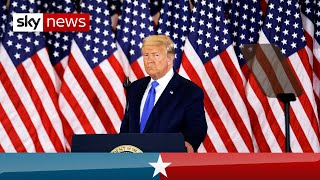 US Election 2020: Story of the night