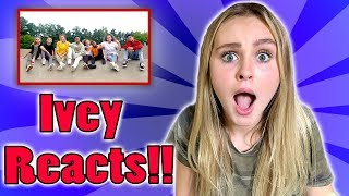 Ivey Reacts: Ponytail (Haschak Sisters)